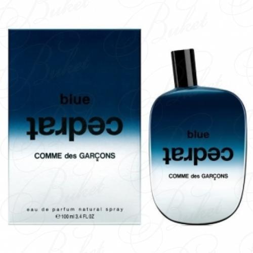 Тестер Comme Des Garcons BLUE CEDRAT 100ml edp TESTER