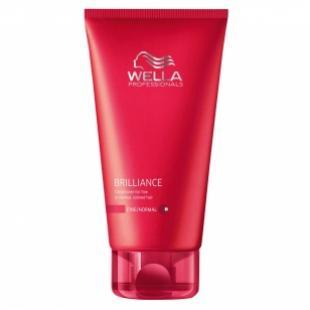 Бальзам для волос WELLA PROFESSIONALS BRILLIANCE CONDITIONER FOR FINE TO NORMAL HAIR 200ml