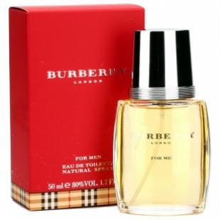 Burberry BURBERRY FOR MEN 100ml edt TESTER