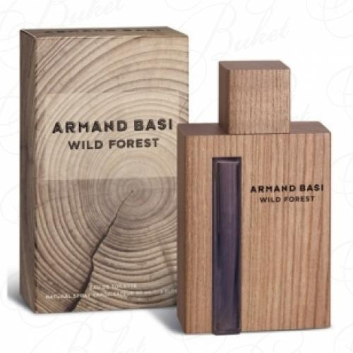 Туалетная вода Armand Basi WILD FOREST 50ml edt