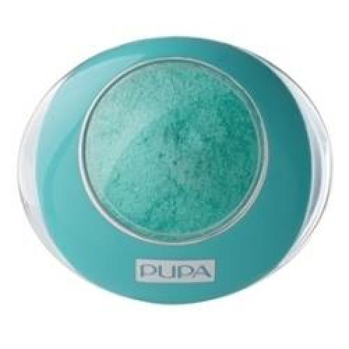 COLLECTION Тени для век PUPA MAKE UP BLUE PARADISE LUMINYS №03 Marine Water/Морская Волна