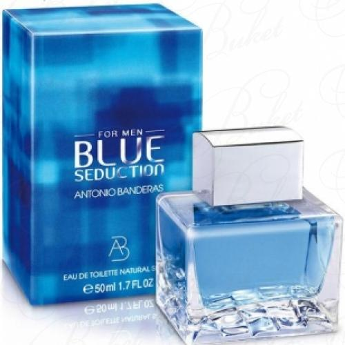Туалетная вода Antonio Banderas BLUE SEDUCTION FOR MEN 200ml edt