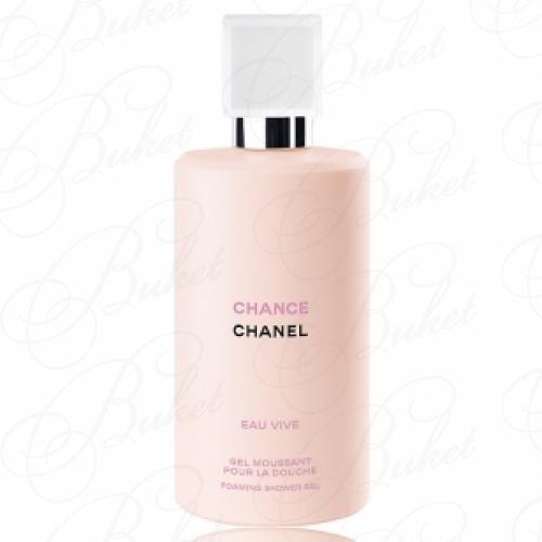 Гель для душа Chanel CHANCE EAU VIVE sh/gel 200ml