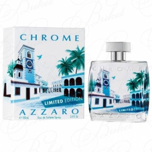 Тестер Azzaro CHROME Limited Edition 100ml edt TESTER
