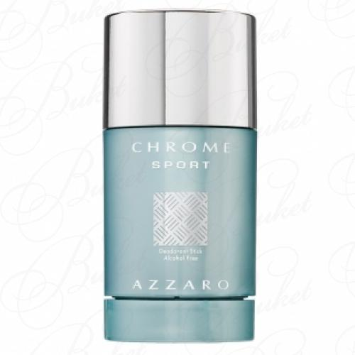 Дезодорант стик Azzaro CHROME SPORT deo-stick 75ml