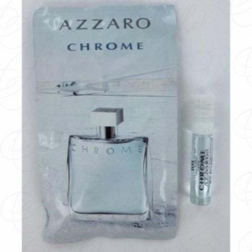 Пробники Azzaro CHROME SPORT 1.5ml edt