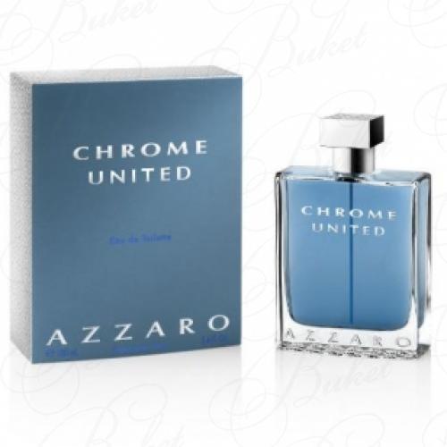 Туалетная вода Azzaro CHROME UNITED 50ml edt