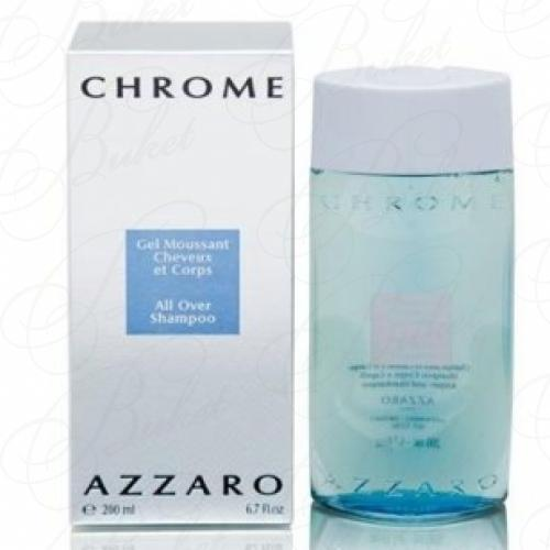 Гель для душа Azzaro CHROME sh/gel 200ml