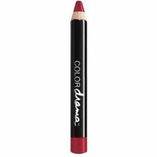 Помада-карандаш для губ MAYBELLINE MAKE UP COLOR DRAMA LIP PENCIL №520 Light It Up/Насыщенный красный