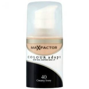 Тональный крем MAX FACTOR MAKE UP COLOUR ADAPT №40 Cream Ivory/Слоновая кость