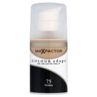 Тональный крем MAX FACTOR MAKE UP COLOUR ADAPT №75 Gold/Золотистый