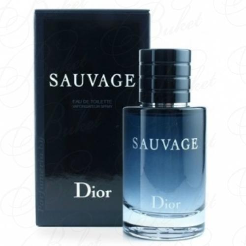 Туалетная вода Christian Dior SAUVAGE 200ml edt