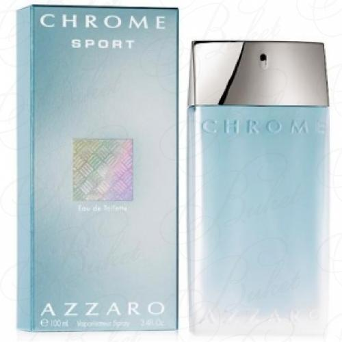 Тестер Azzaro CHROME SPORT 50ml edt TESTER
