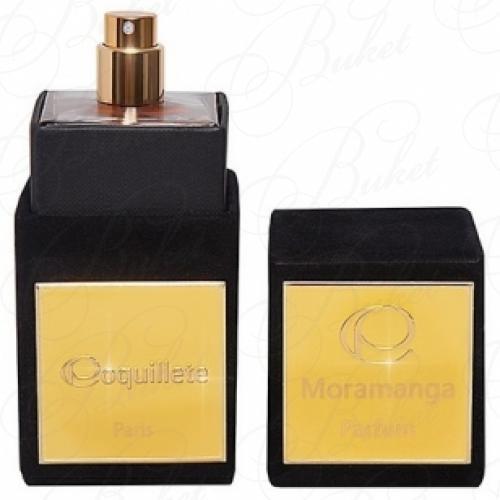 Духи Coquillete MORAMANGA extrait de parfum 100ml