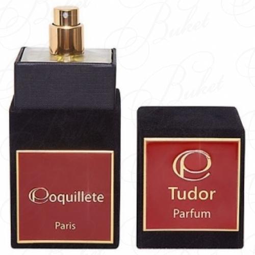 Духи Coquillete TUDOR extrait de parfum 100ml