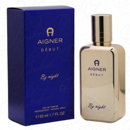 Парфюмерная вода Aigner DEBUT BY NIGHT 50ml edp