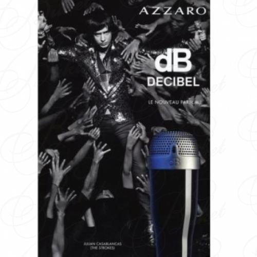 Пробники Azzaro DECIBEL 1.2ml edt