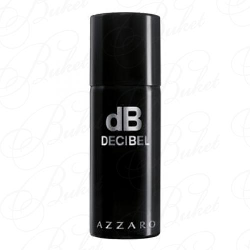 Дезодорант спрей Azzaro DECIBEL deo 150ml