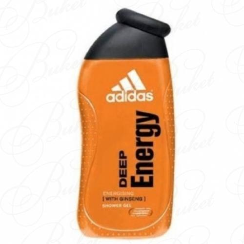 Гель для душа Adidas DEEP ENERGY sh/gel 250ml