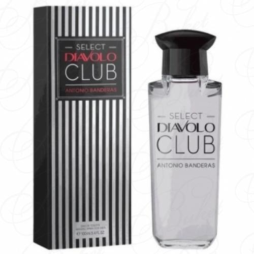 Туалетная вода Antonio Banderas DIAVOLO SELECT CLUB 100ml edt