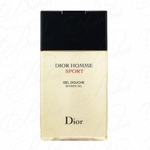 Гель для душа Christian Dior DIOR HOMME SPORT 2012 sh/gel 150ml