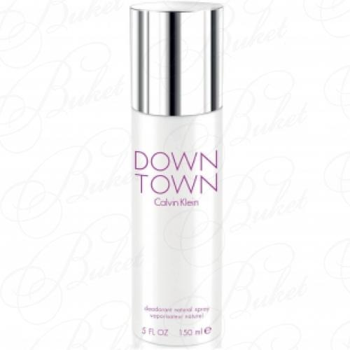 Дезодорант спрей Calvin Klein DOWNTOWN deo 150ml