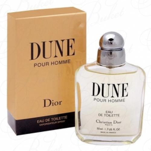 Туалетная вода Christian Dior DUNE POUR HOMME 50ml edt