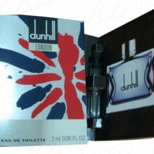 Пробники Alfred Dunhill DUNHILL LONDON 2ml edt