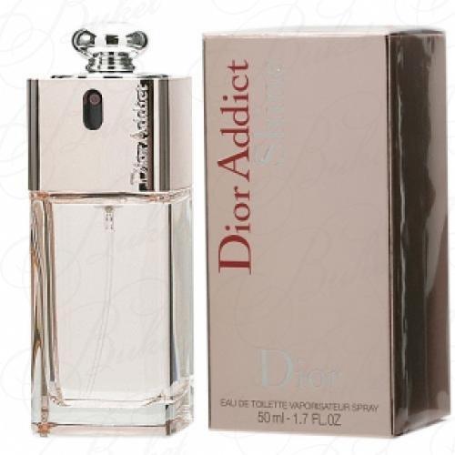 Туалетная вода Christian Dior ADDICT SHINE 50ml edt