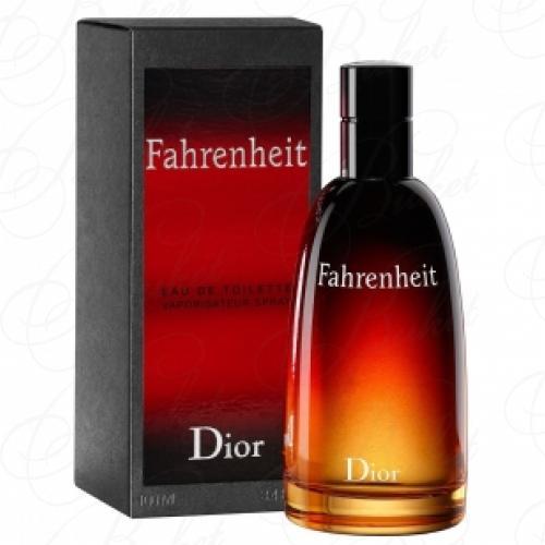 Туалетная вода Christian Dior FAHRENHEIT 50ml edt