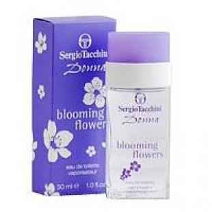 Sergio Tacchini DONNA BLOOMING FLOWERS 30ml edt TESTER