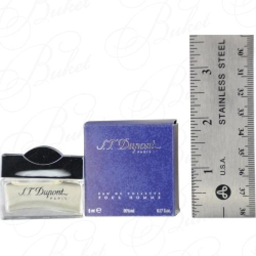 Миниатюры Dupont POUR HOMME 5ml edt