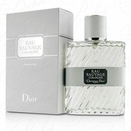 Тестер Christian Dior EAU SAUVAGE COLOGNE 100ml edt TESTER