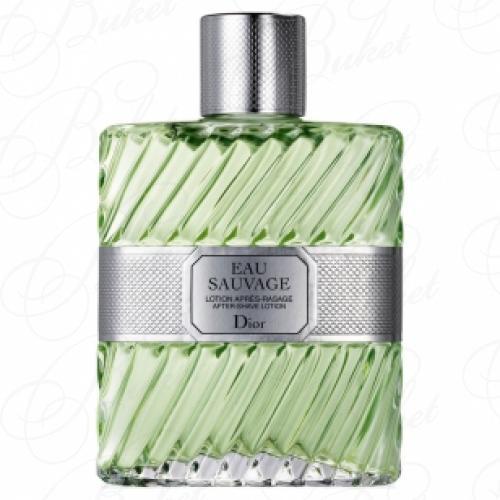 Лосьон после бритья Christian Dior EAU SAUVAGE a/sh 100ml