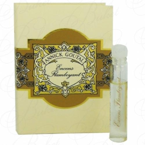 Пробники Annick Goutal ENCENS FLAMBOYANT MEN 1.75ml edp