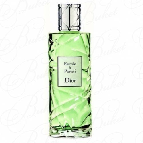 Туалетная вода Christian Dior ESCALE A PARATI edt 125ml