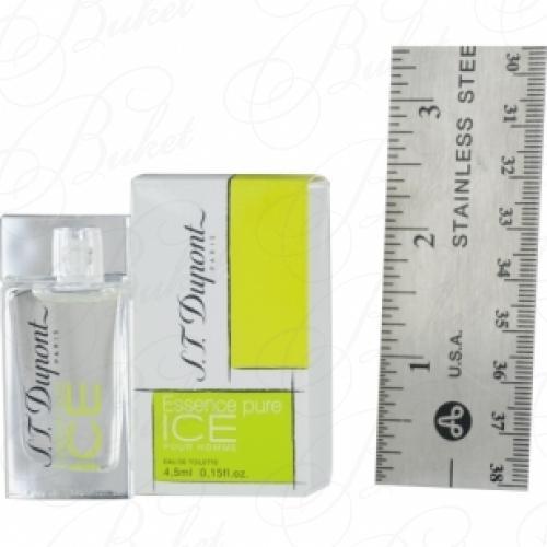 Миниатюры Dupont ESSENCE PURE ICE POUR HOMME 5ml edt