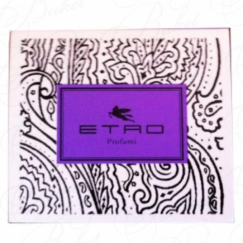 Пробники Etro RAJASTAN 1.7ml edp