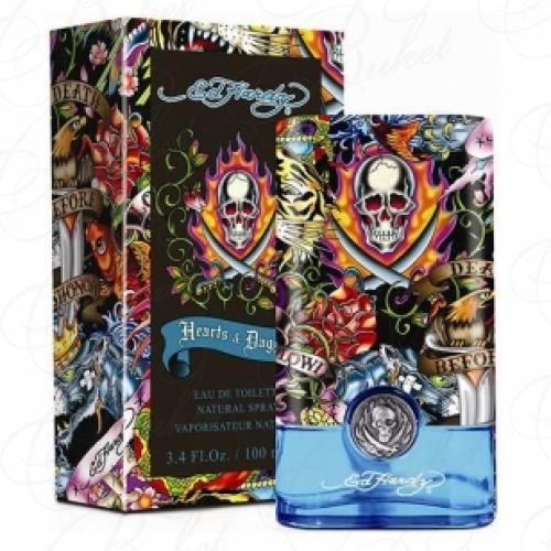 Туалетная вода Christian Audigier ED HARDY HERTS and DAGGERS MEN 50ml edt