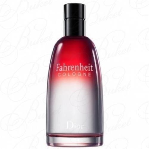 Туалетная вода Christian Dior FAHRENHEIT COLOGNE 75ml edt