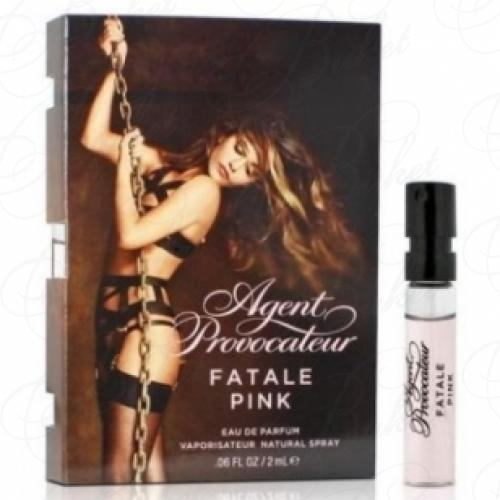 Пробники Agent Provocateur FATALE PINK 2ml edp