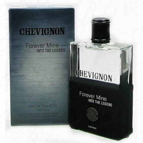 Туалетная вода Chevignon FOREVER MINE INTO THE LEGEND FOR MEN 30ml edt