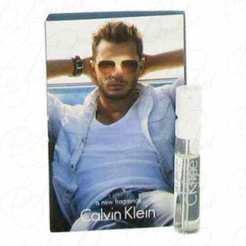 Пробники Calvin Klein FREE FOR MEN 1.2ml edt