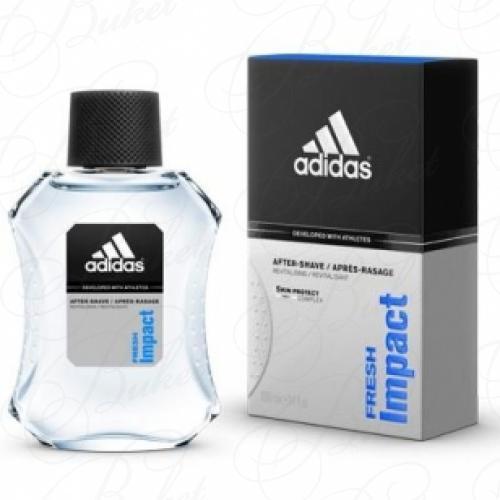 Лосьон после бритья Adidas FRESH IMPACT a/sh 100ml