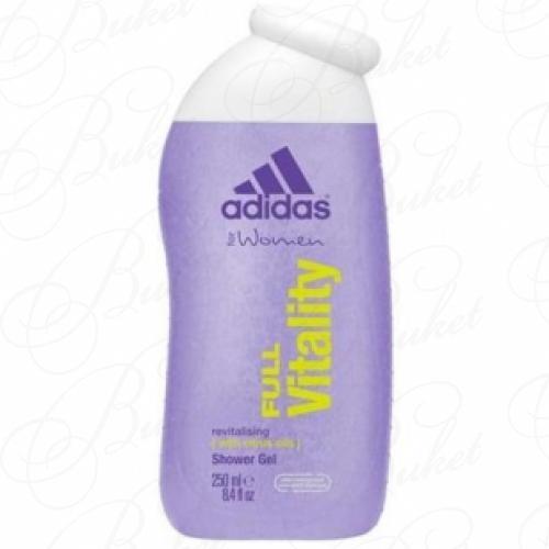 Гель для душа Adidas FULL VITALITY sh/gel 250ml