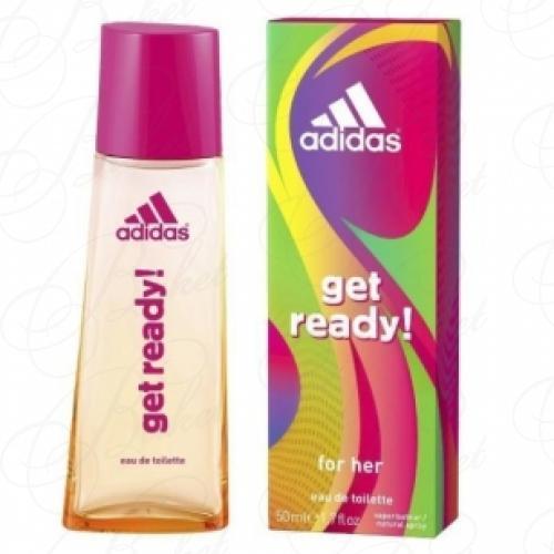 Туалетная вода Adidas GET READY! FOR HER 50ml edt