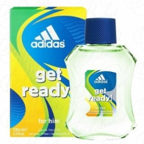 Туалетная вода Adidas GET READY! FOR HIM 100ml edt