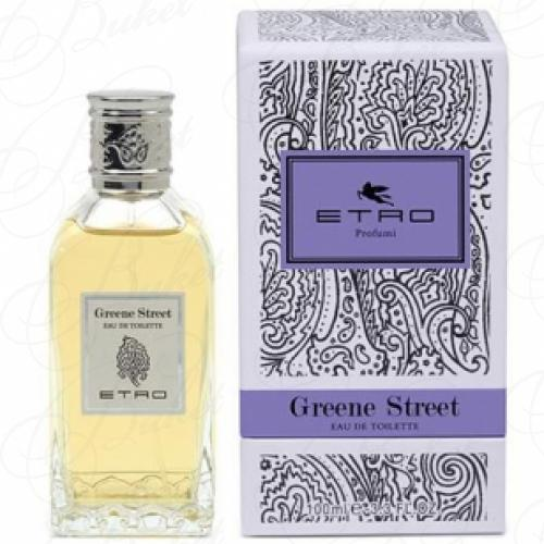 Тестер Etro GREENE STREET 100ml edt TESTER