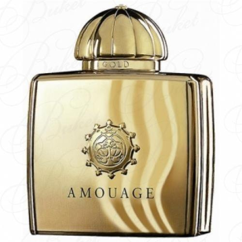 Тестер Amouage GOLD WOMAN 100ml edp TESTER