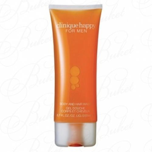 Гель для душа Clinique HAPPY FOR MEN sh/gel 200ml